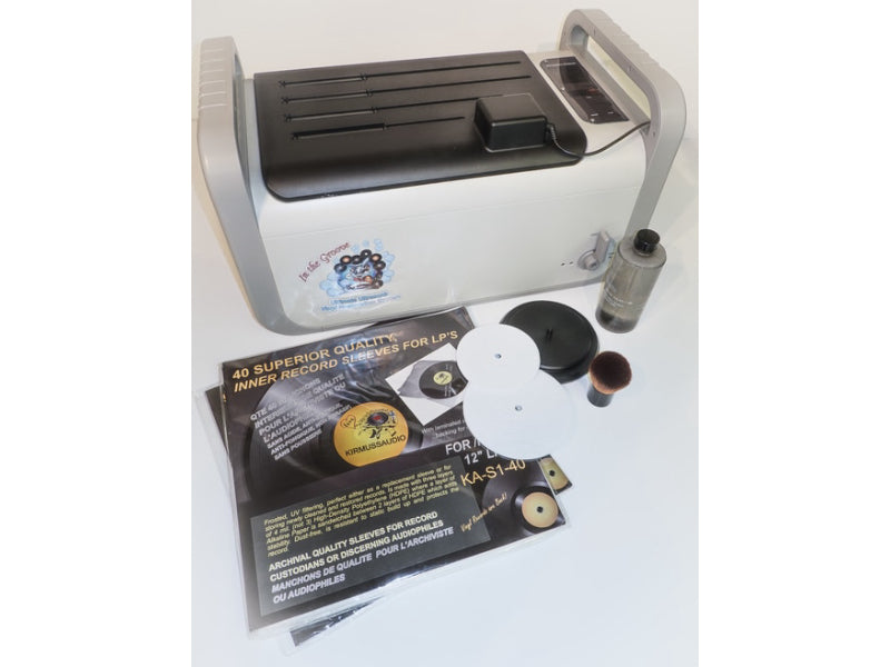 Kirmuss KA-RC-1 Ultrasonic Record Restoration System by KirmussAudio