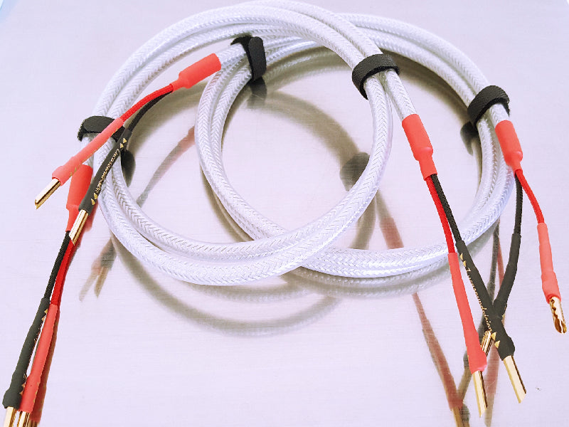 Chord Shawline X Speaker Cable (Terminated Pair)