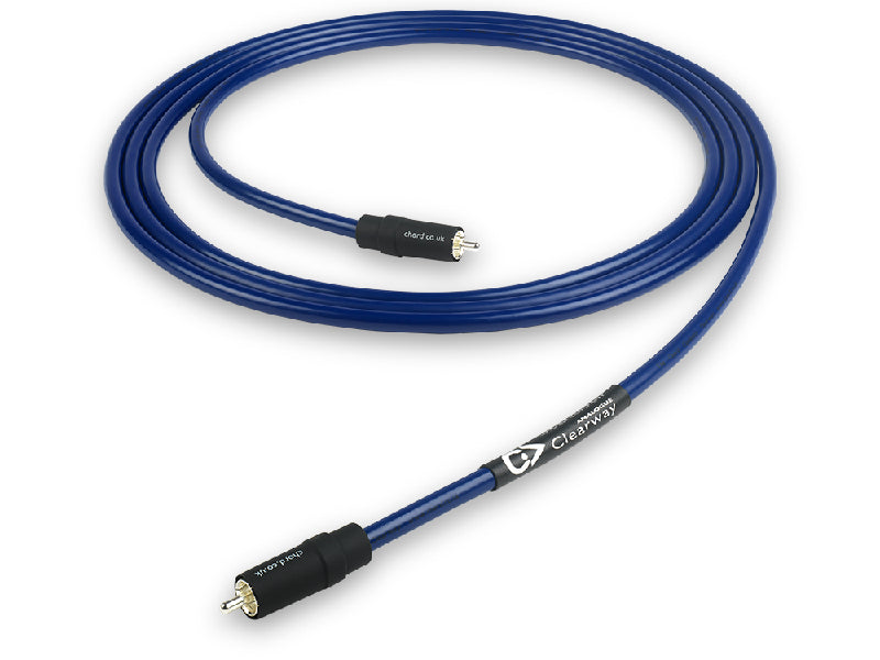 Chord Clearway Analogue subwoofer cable