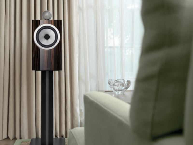 B&W 705 Signature Standmount Speakers