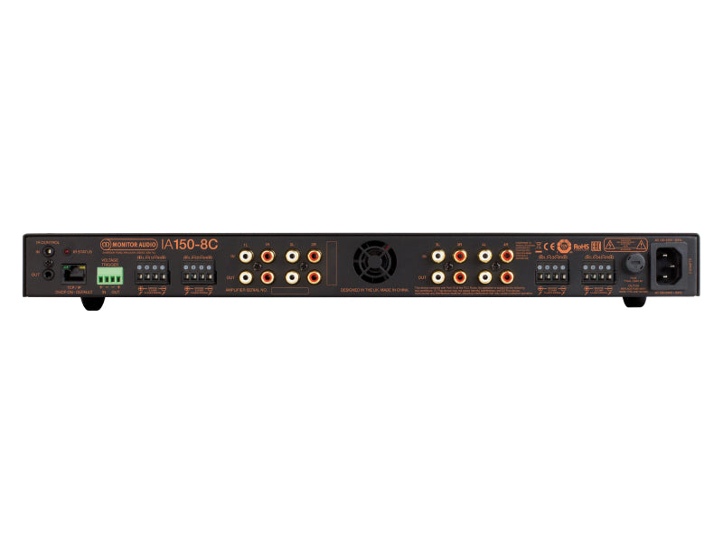 Monitor Audio IA150-8C Eight Channel Installation Amplifier