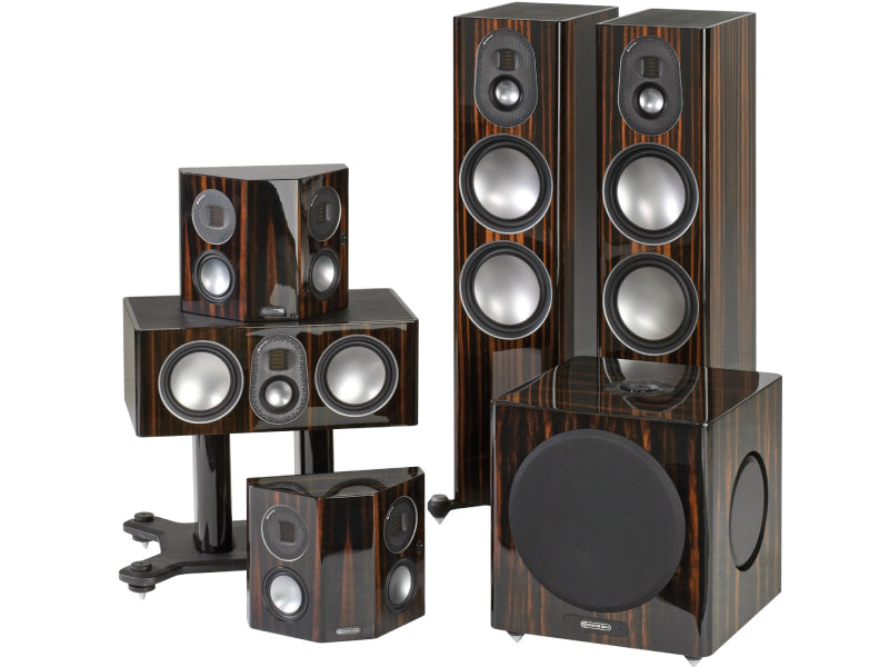 Monitor Audio Gold 300 5G 5.1 Home Cinema Speaker Package
