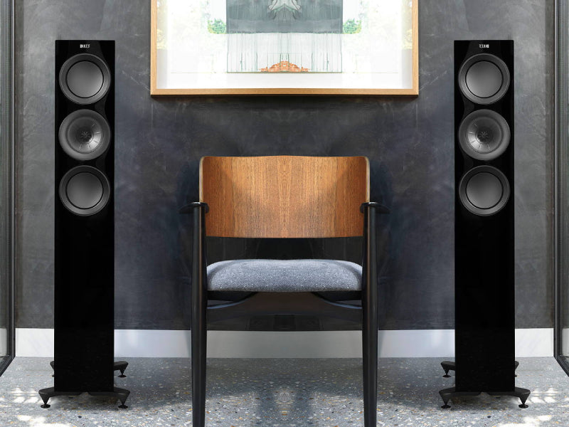Kef R5 Floorstanding Speakers