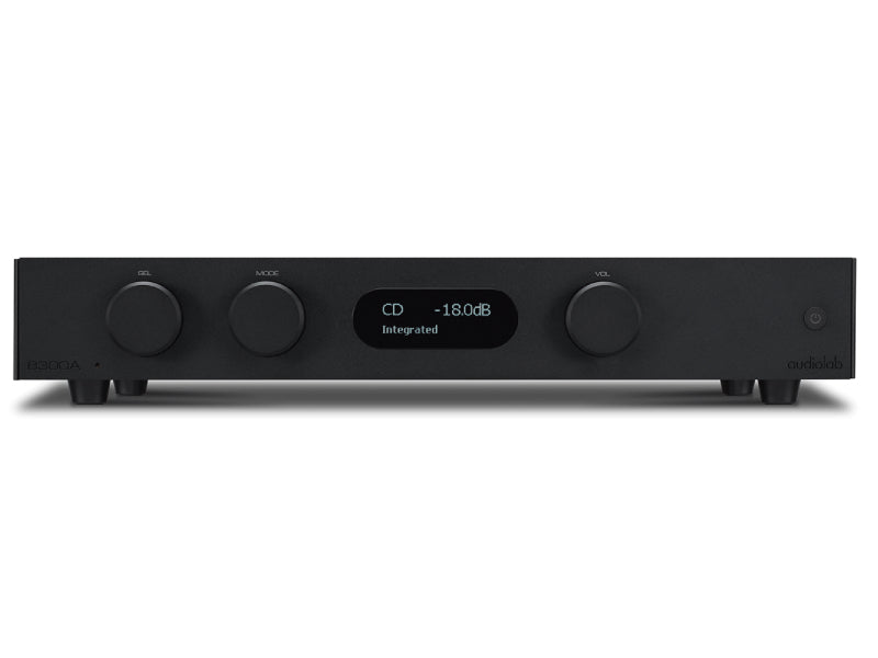 Audiolab 8300A Black Integrated Amplifier