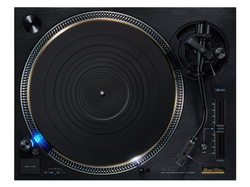 Technics Sl-1200GAE 55th Anniversary Limited Edition Turntable
