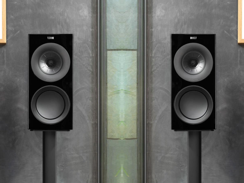 Kef R3 Standmount Speakers