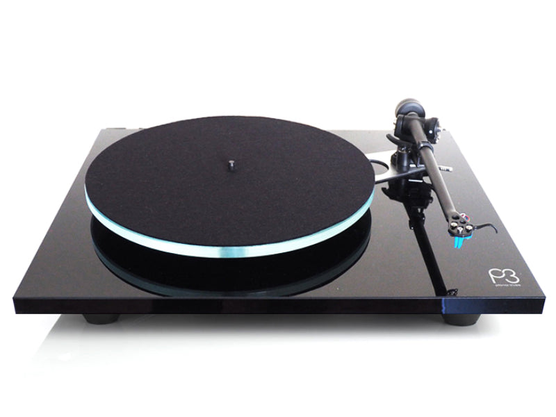 Rega Planar 3 Turntable Black