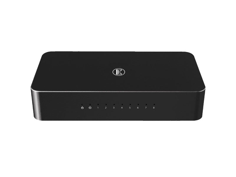 English Electric 8Switch Audio Grade 8 Port Streaming Switch