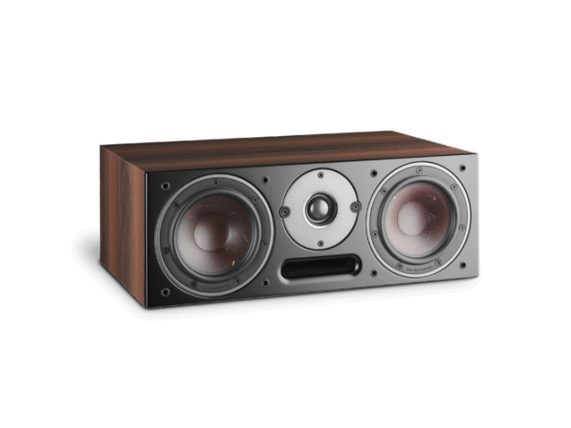 Dali Oberon Vokal Centre Speaker - Dark Walnut