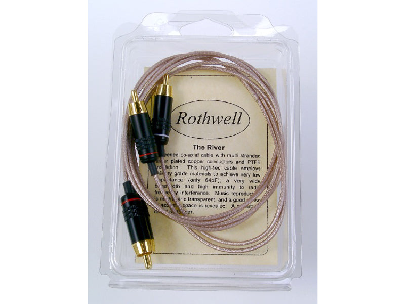 Rothwell River Analogue RCA cable