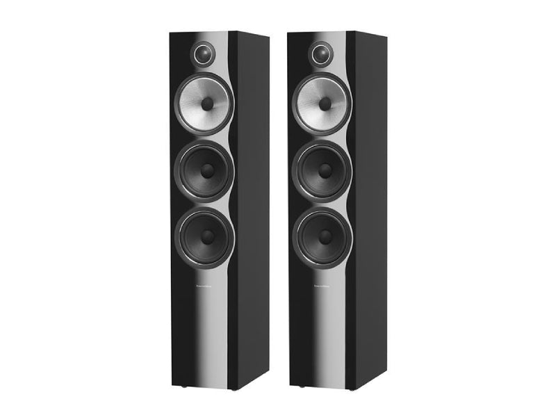 B&W 703 S2 Speakers Gloss Black