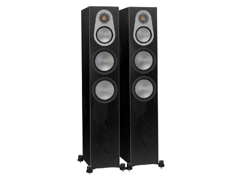 Monitor Audio Silver 300 Speakers Black Oak