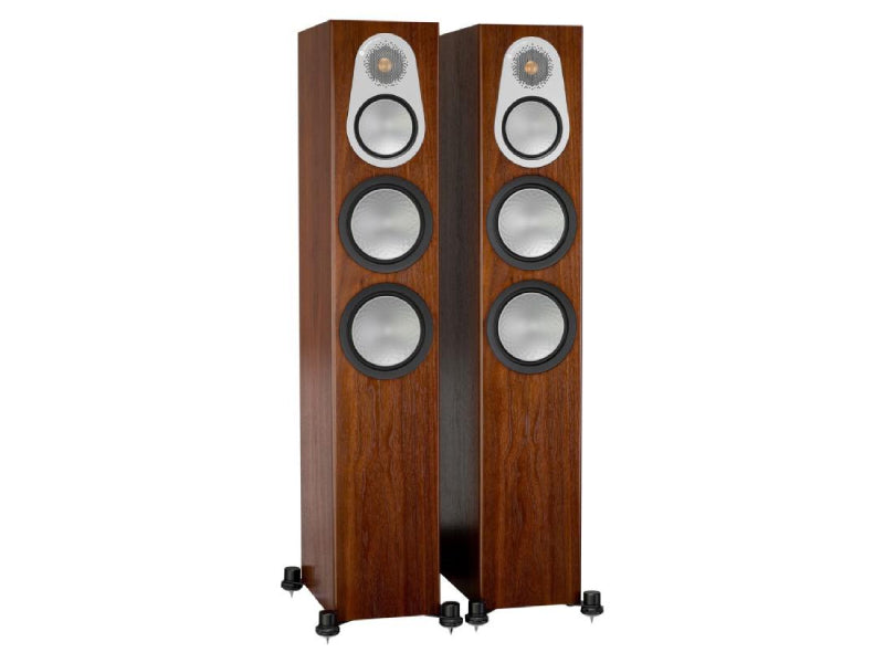 Monitor Audio Silver 300 Speakers Walnut