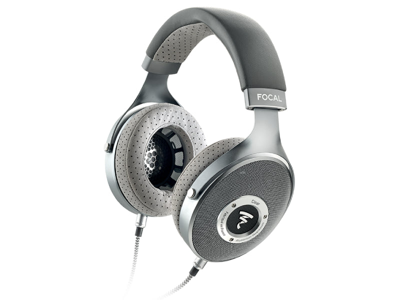 Focal Clear Open-Back Circum-Aural Headphones