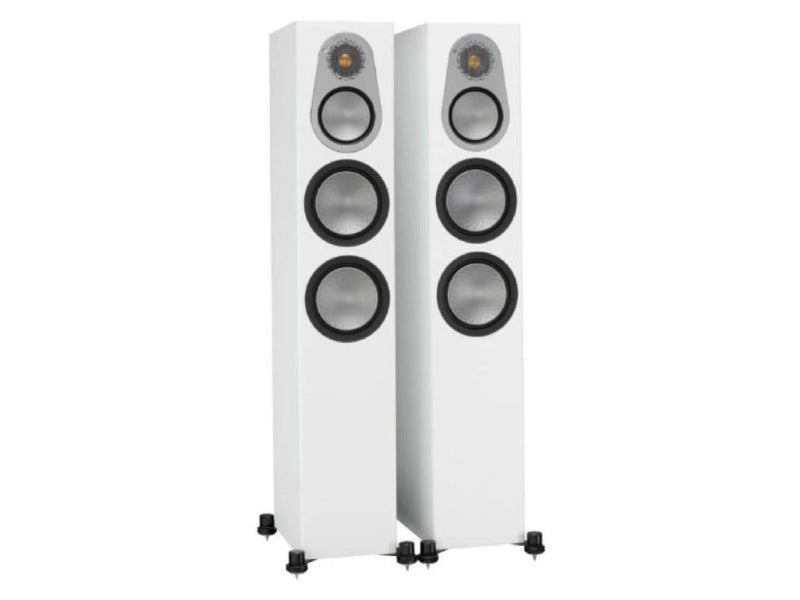 Monitor Audio Silver 300 Speakers Gloss White