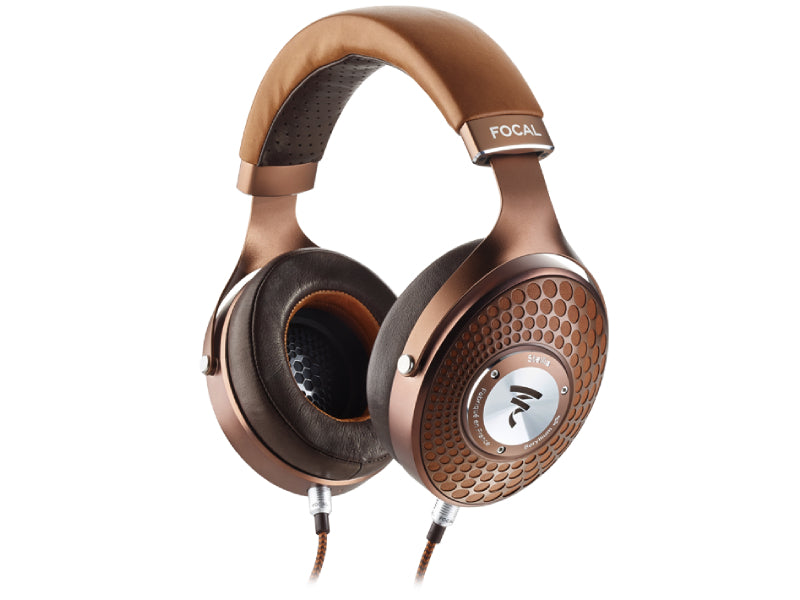 Focal Stellia Closed-Back Circum-Aural Headphones