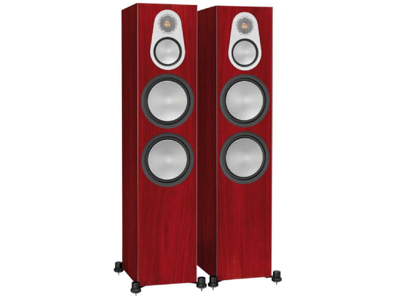 Monitor Audio Silver 500 Speakers Rosewood