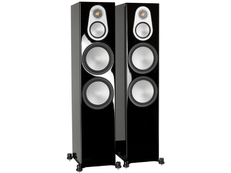 Monitor Audio Silver 500 Speakers Gloss Black