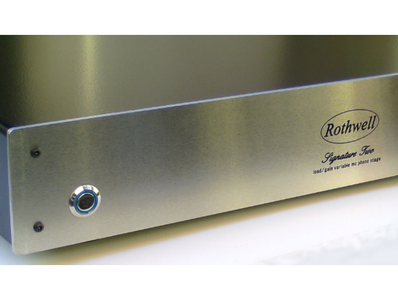 Rothwell Signature Two MC Phonstage