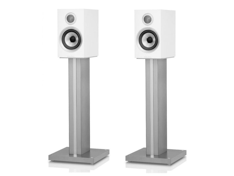 B&W 707 S2 Speakers Satin White