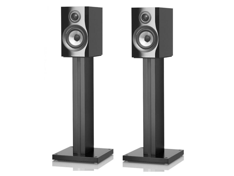 B&W 707 S2 Speakers Gloss Black
