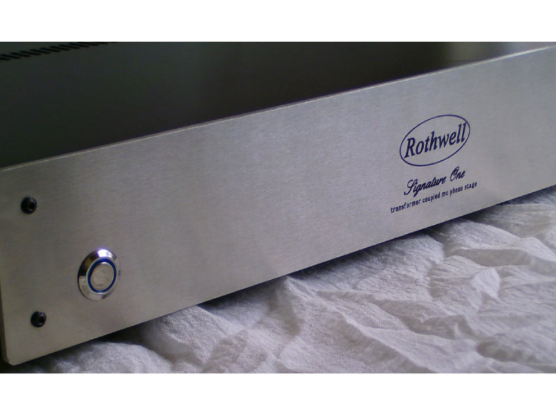 Rothwell Signature One MC Phonostage