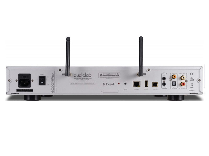 Audiolab 6000N Network Music Player