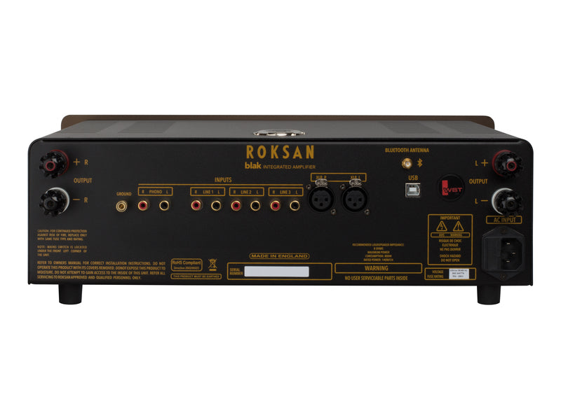 Roksan Blak Integrated Amplifier