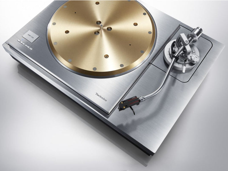 Technics SL 1000R Reference Class Turntable