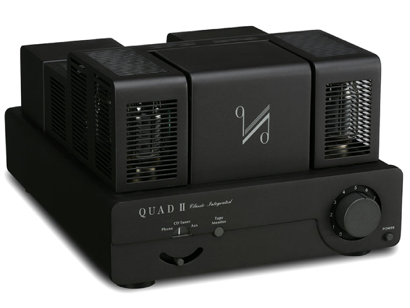 Quad QII Integrated Amplifier