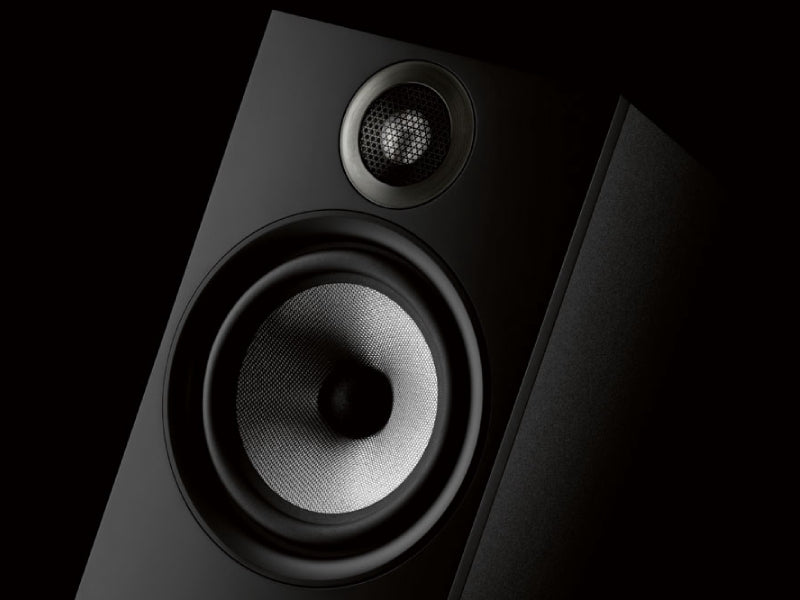 B&W 606 Speakers