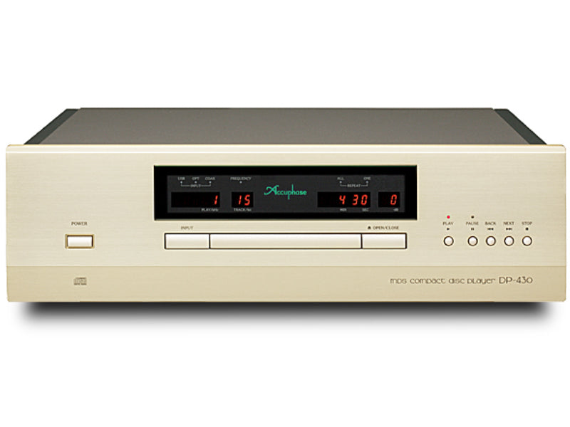 Accuphase DP-430 CD Player /  DAC