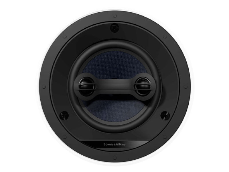B&W CCM663SR Stereo In-Ceiling Speaker (Single)
