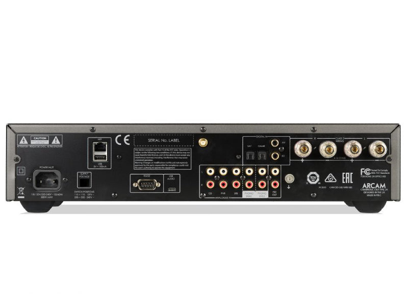 Arcam SA30 Streaming Amplifier