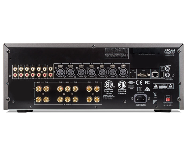 Arcam PA720 Power Amplifier