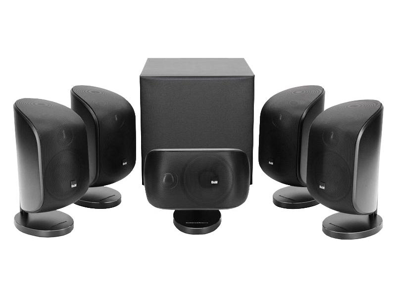 B&W MT50 5.1 Speaker Package