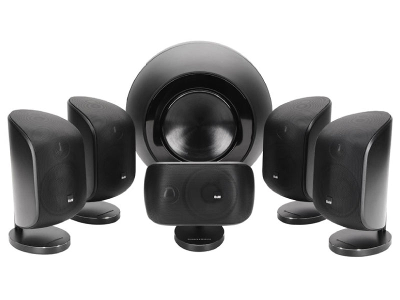 B&W MT60 5.1 Speaker Package