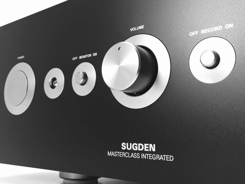 Sugden Masterclass IA-4 Intergrated Amplifier