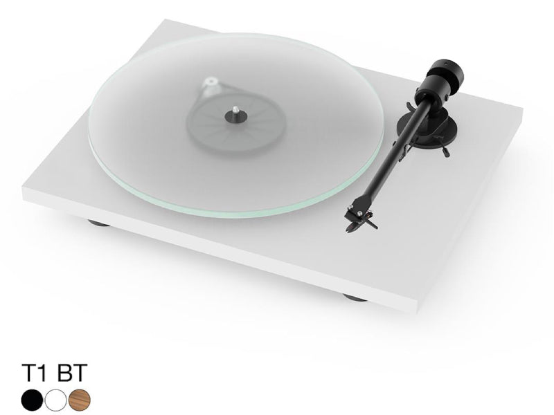 Project T1 BT Turntable