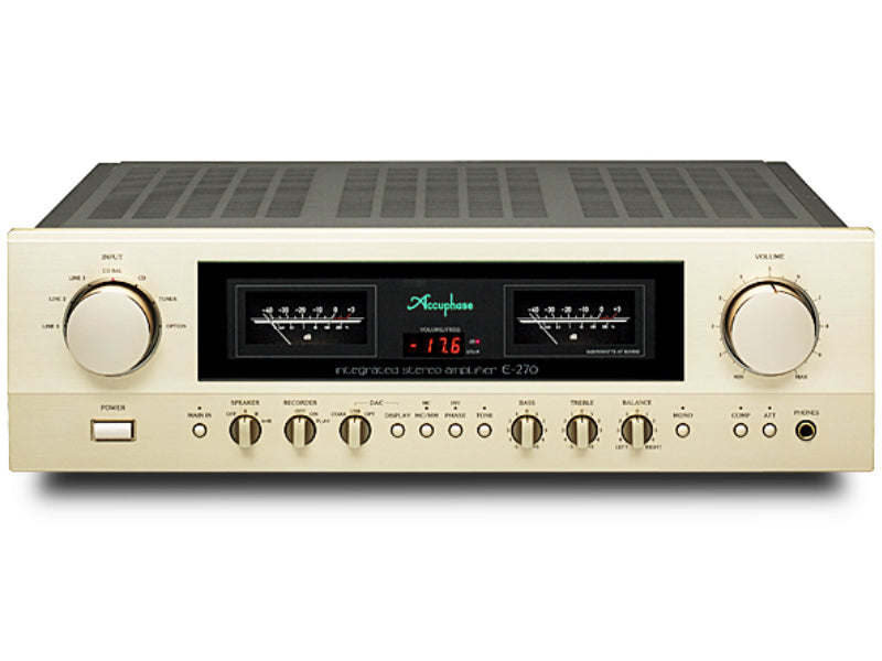Accuphase E270 Integrated Amplifier