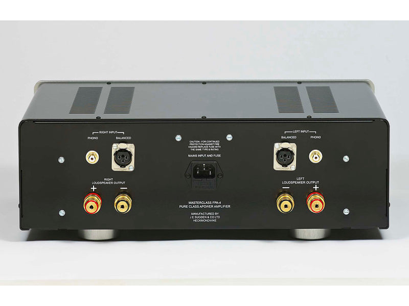 Sugden Masterclass FPA-4 Power Amplifier