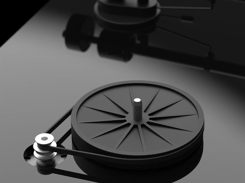 Project T1 Turntable