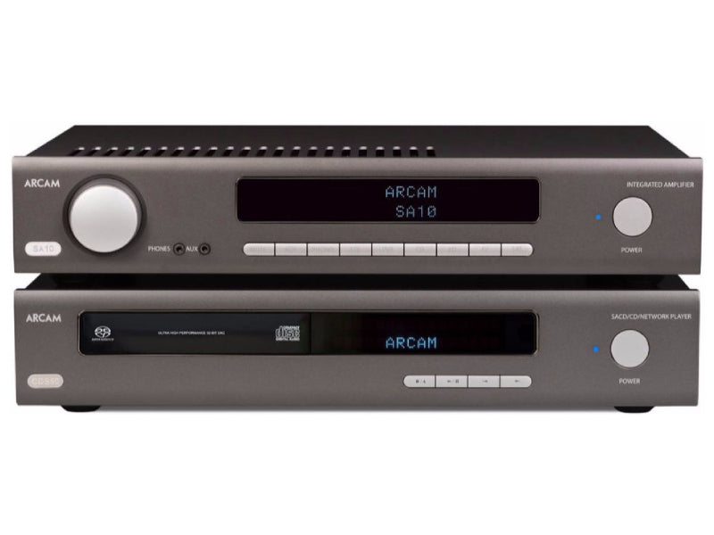 Trade in & Save £399 on Arcam SA10 & CDS50 CD Player