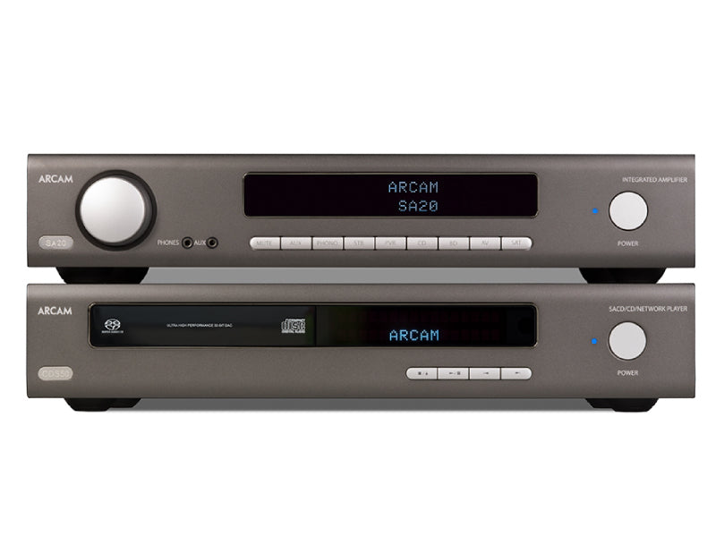 Trade in & Save £399 on the Arcam SA10 & CDS50 Package