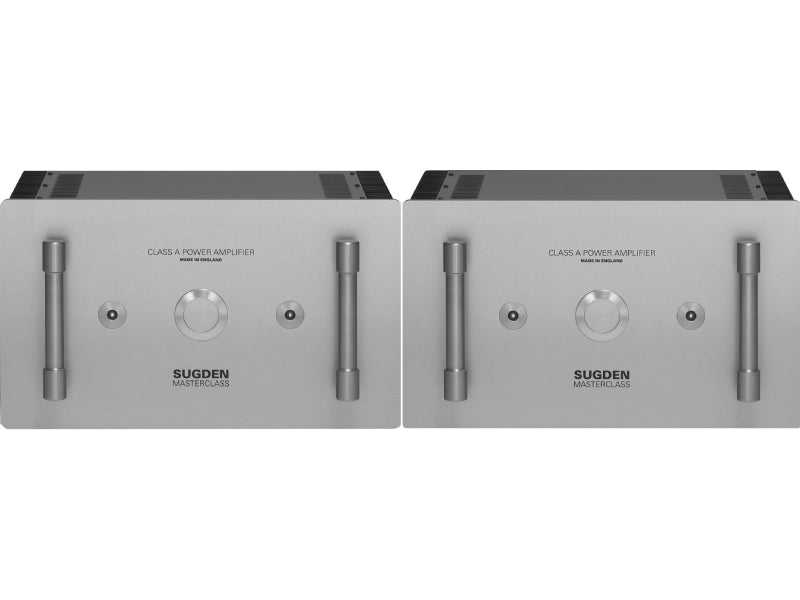 Sugden Masterclass MPA-4 Balanced Mono Power Amplifiers