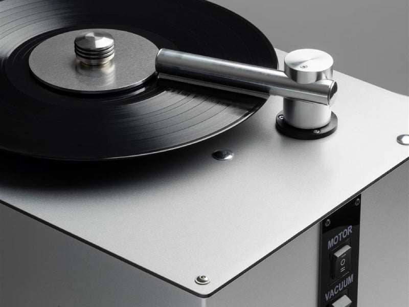 Project VC-S2 ALU Record Cleaning Machine