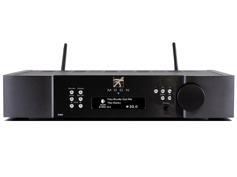 Moon 390 Pre Amplifier / Streamer