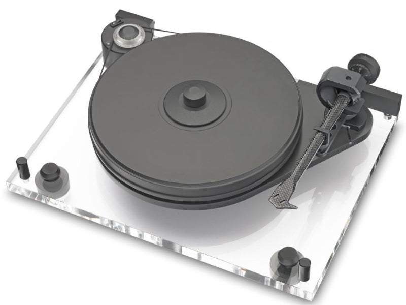 Project 6 Perspex SB Turntable