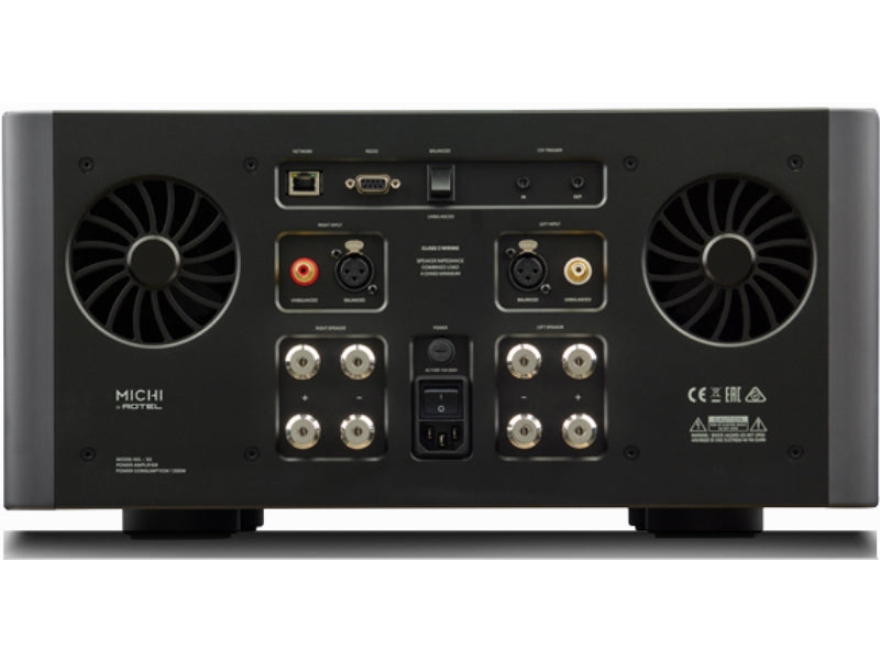 Rotel Michi S5 Power Amplifier
