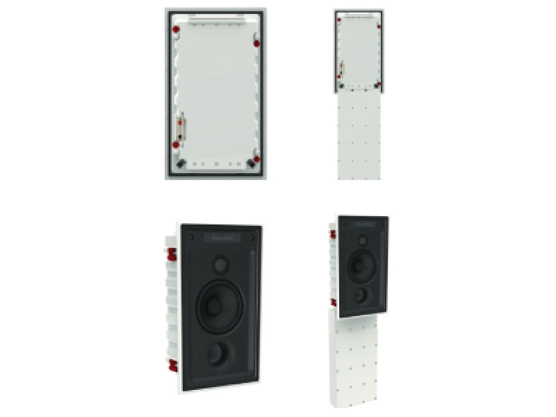 B&W CWM7.5 S2 In-wall Speaker (single speaker)